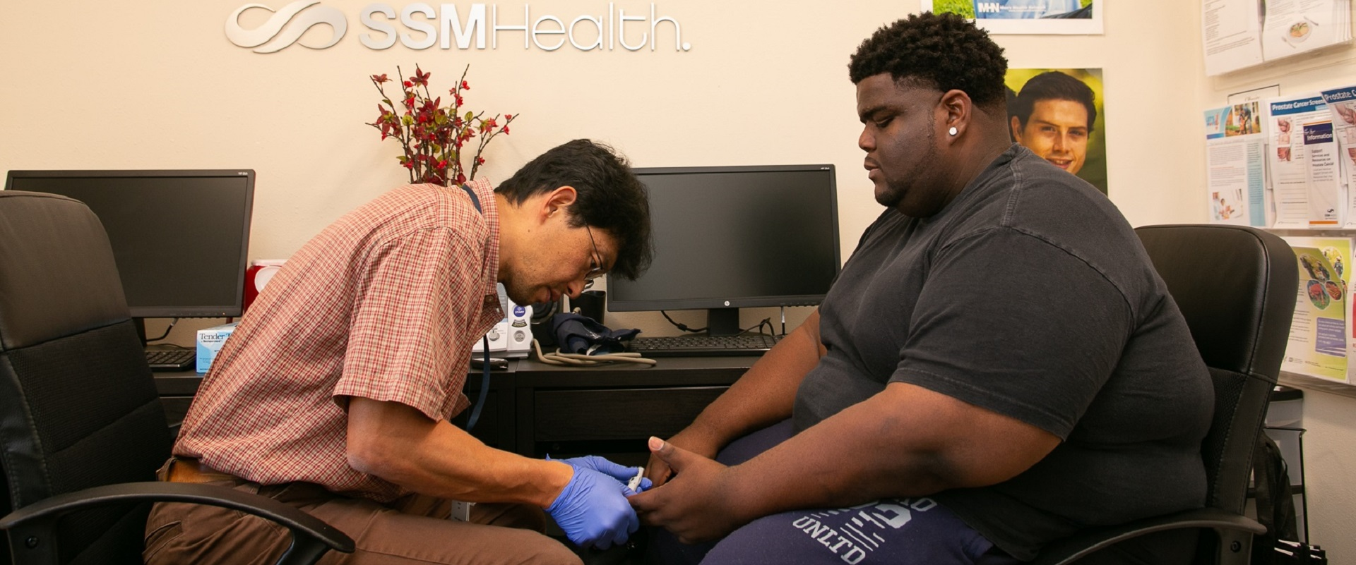 Supporting Black Men's Health